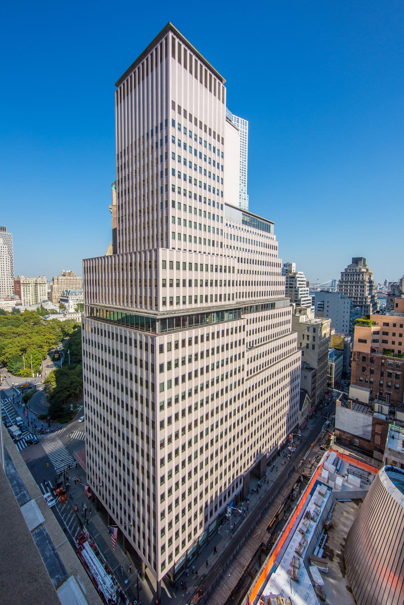 222 Broadway Office Building