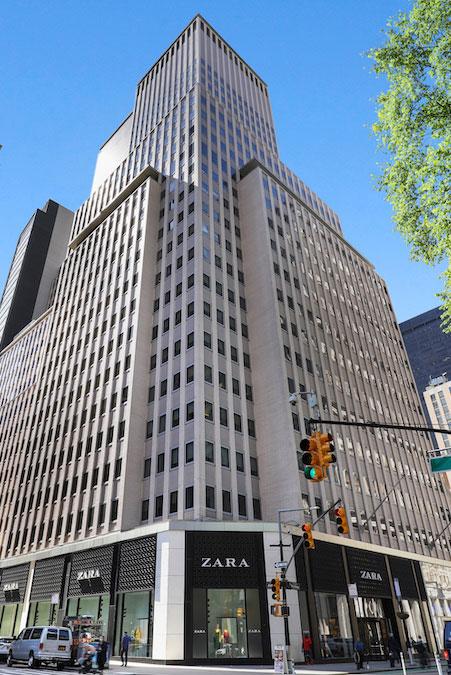 Building Exterior - 222 Broadway