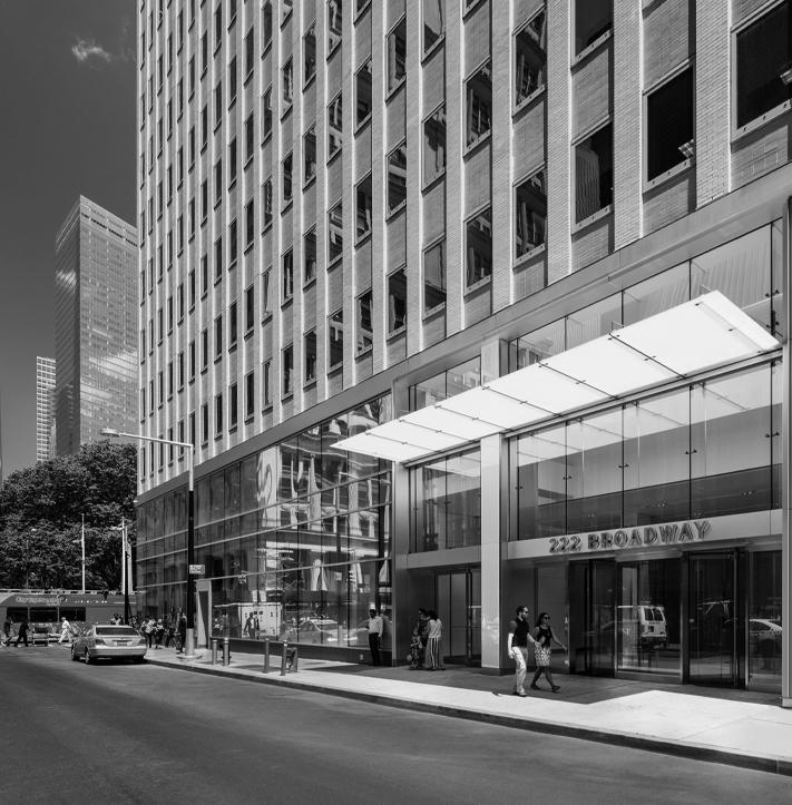 222 Broadway Entrance