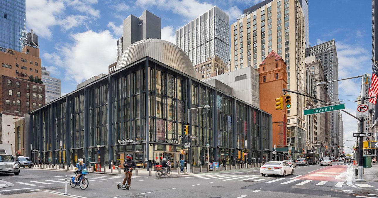 Fulton Center - 222 Broadway