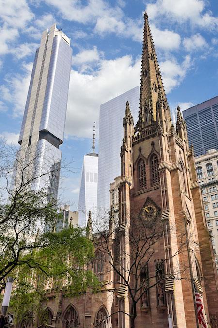 St. Paul's Chapel - 222 Broadway