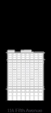114 fifth avenue building icon - 222 Broadway