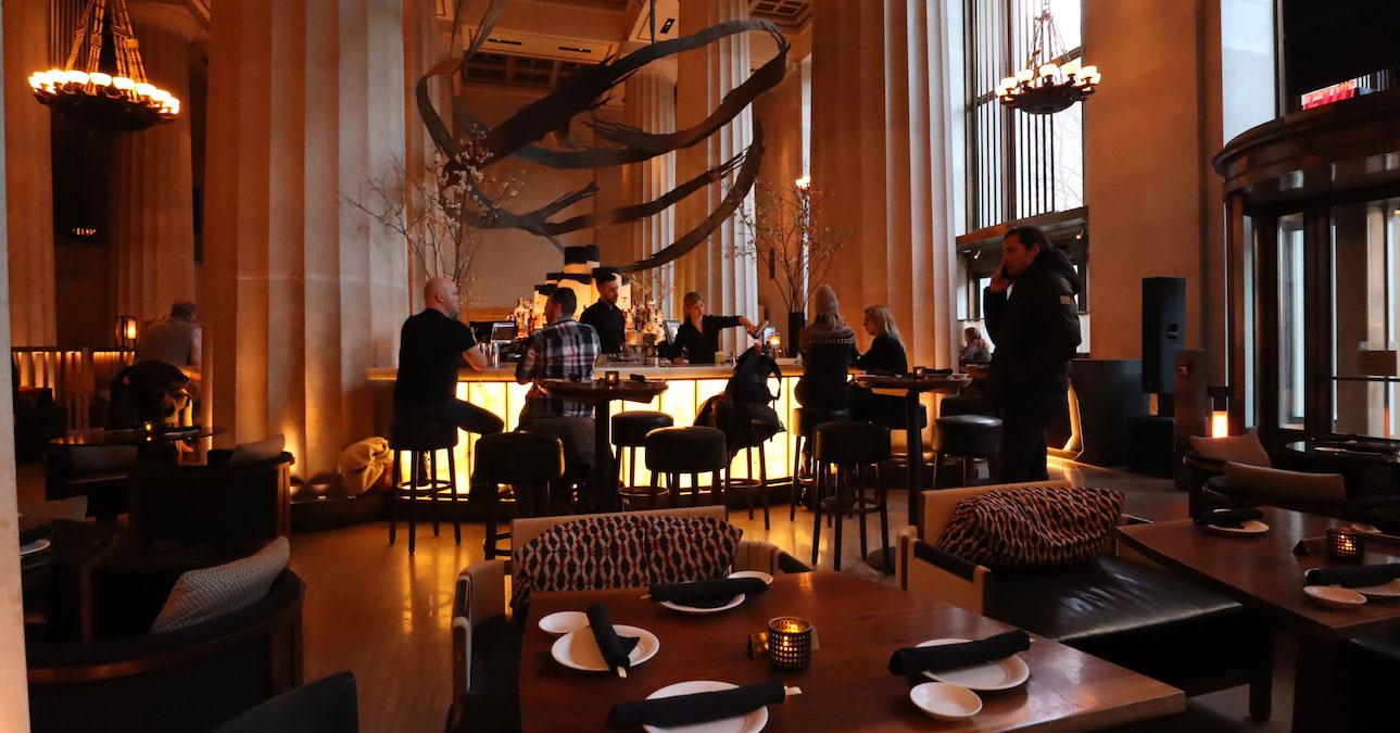 Nobu Restaurant - 222 Broadway